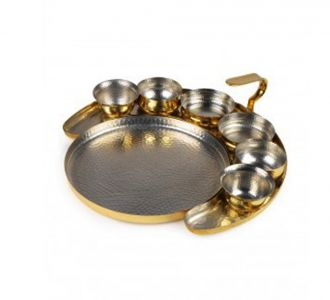 Cresent Thaali For Home Decor