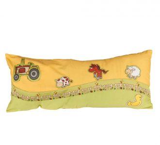 Farm Theme Long Cushion Cover