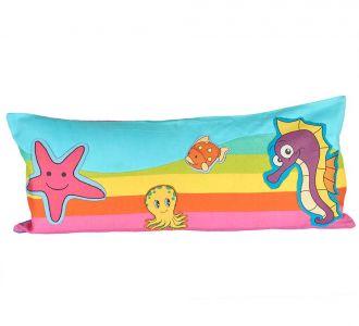 Ocean Long Cushion Cover