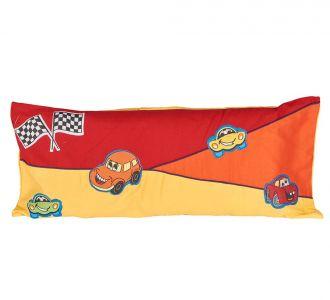 Crazy Car Long Cushion Cover