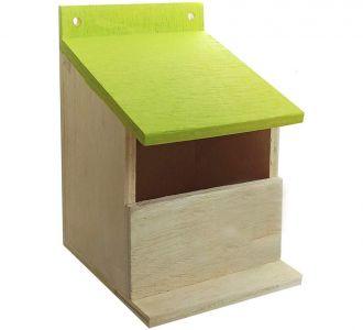 Bird House Nest Box For Sparrow Bird Breeding