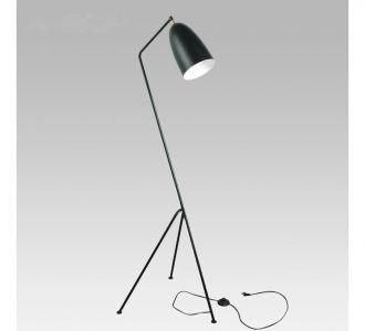 A Perfect Slender Leaning Svelte 3 Leg Back And Neck New Elegant Design Lightweight Ground Lamp