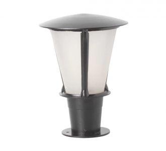 Beautiful Pillar Post Outdecor Lighting