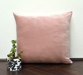 Blush Velvet Cushion Cover Velvet Solid Pillowcase Velvet Throw Pillow Decorative Cushion Pillow Cover