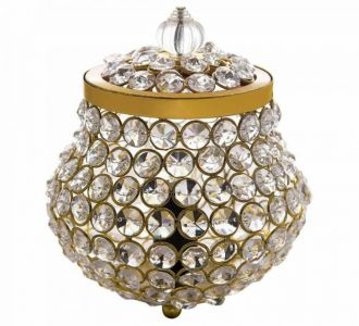 Decorative Table Lamp With 192 Crystal Lamp