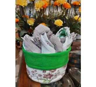 Gorgeous Napkin Basket In 12 Napkin Combination Encompassing Wood And Washable Cotton