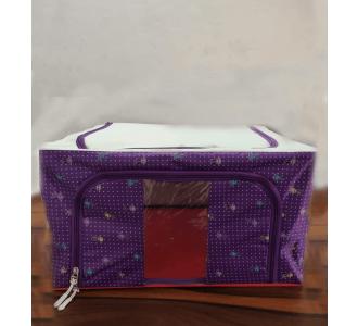Wire Storage Box Digital Printed Foldable Storage Box Made Up Of Pvc