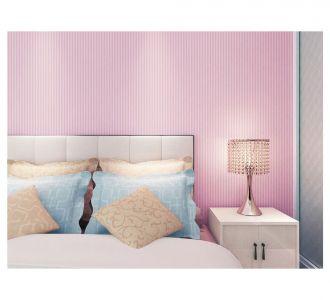 Elegant Beauty Of Pink Self Adhesive Classics Wallpaper Home Decorative Wall Art