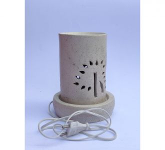 Cylindrical Shape Aroma Diffuser Tree Design Compact Home Decor Item Festival Decoration Multipurpose Product
