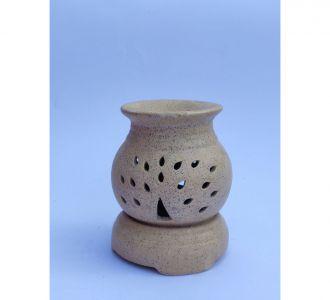 Matka Shape Aroma Diffuser Miniature Tree Design Enchanting Home Decor Item Available Online India