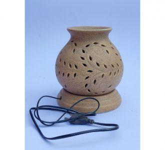 Matka Shape Aroma Diffuser Beautiful Intricate Design Buy Home Decor Product Online In India