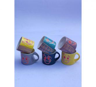 Alluring Multi Ceramic Tea Cups Home And Office Decor