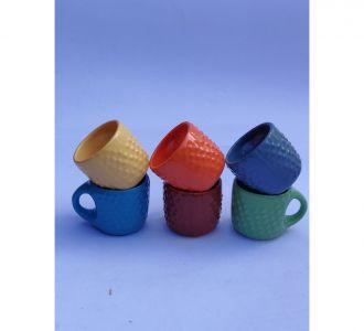Mavelous Multi Ceramic Tea Cups Home And Office Decor