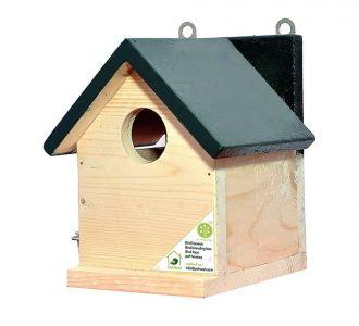 Bird House Sparrow Tit Nestbox Home Shape