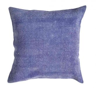 Afectionate Jaipur Block Decorated Cotton Cushion Covers With Zip In Colour Of Purple