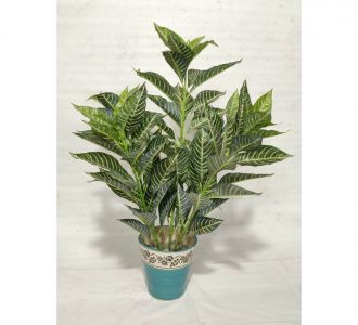 Alluring Artificial Green Tree For Office And Home Decor