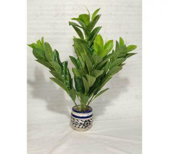 Elegant Artificial Green Tree For Home Decorative Item