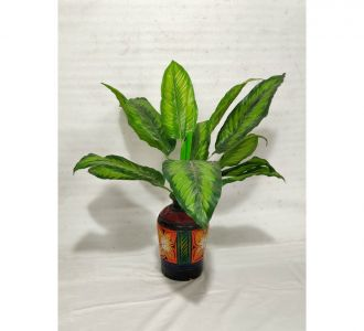 Home And Office Decor Artifical Green Tree Gifting Item
