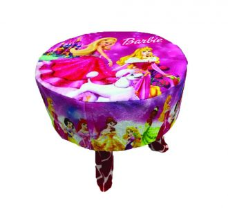 Amazing Kids Wood Stool Barbie Design For Decoration And Designing Wooden Stool Buy Home And Gifting Products Online For Children And Toddlers