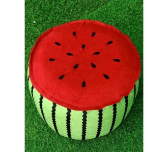 Kids Stool Watermelon Printed For Home Decoration And Gifting