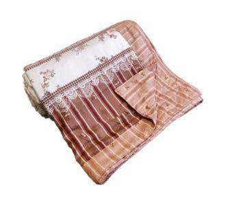 Sunstone Super Soft Dohar Double Bed Dohar Multicolour