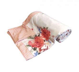 Double Bed Sunstone Super Soft Dohar Multicolour Ac Room Dohar