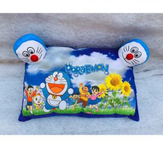 Double Face Doraemon Design Baby Pillow Home And Gifting Products Online Home Accessories And Everyday Use