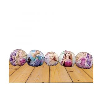 Set Of 5 Pretty Multicolor Planned Pad Covers The Pad Covers Are In The Circle Shape