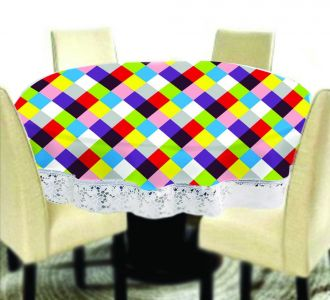 Amazing Big Size Round Table Covers Vibrant Design Buy Home And Gifting Products Online High Quality Designer Items