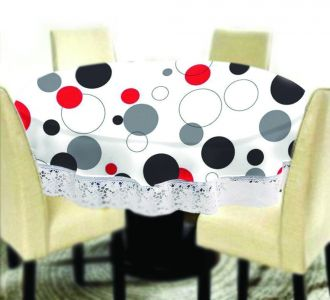 Amazing Big Size Round Table Covers Oval Design Buy Home And Gifting Products Online High Quality Designer Items