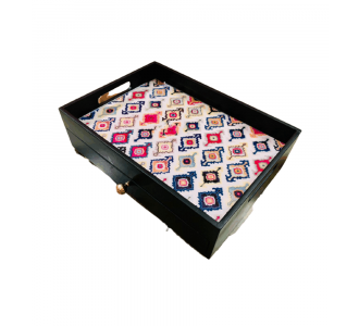 Drawer Tray Organiser Made Composed Of Mdf In Various Colours