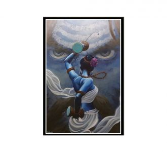Mdf Wooden Made Eternal Lord Shiv Photo Frames In Multi Coloured For Wall Decor Sale Shopping Online
