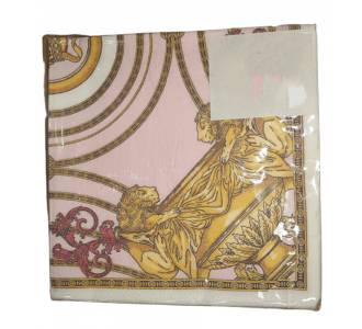 Uniquely Branded Serviettes In A Bundle Of 20 Napkins Made Of Very Soft Fabric
